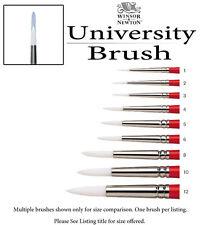 Winsor & Newton University Brush Round Short Handle 000 5423030