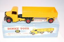 Dinky Toys 921 Articulated Lorry perfect repainted in original box AMAZING