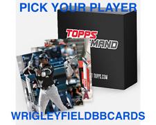 2020 Topps On-Demand Set #23 – Topps Mini Baseball PICK YOUR PLAYER BASE 501-U50