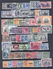 Panama Postage Stamps Collection - 68 Diff. Part V. Early Airmails. #504687