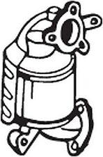 BOSAL Ruß-/Partikelfilter, Abgasanlage  u.a. für HYUNDAI, KIA