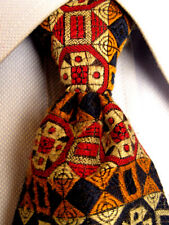 Hommes Rooster Multicolore Polyester Cravate en Soie A1343