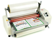 CE High-quality 8350T Laminator Four Rollers Hot Roll Laminating Machine BRAND