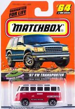 Matchbox MB 64 '67 VW Transporter Mint On Card 1999