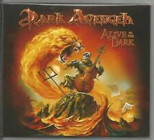 DARK Avenger-Alive in the Dark (NEW * BRA power metal DCD * IMP. * Maiden * F. warning)