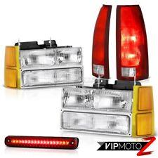94 95 96 97 98 Silverado 2500 Headlamps bumper third brake light tail Lamps LED
