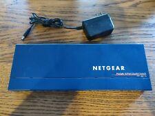 NETGEAR GS116 V2 ProSafe Ethernet Network Switch 16 Ports 10/100