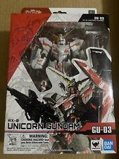 Gundam Universe : Unicorn Gundam, Gu-03 Action Figure, 2019, New