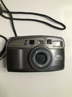 Pentax IQZoom EZY-80 35mm Point & Shoot Film Camera Tested
