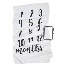 Mudpie - Monthly Milestone Blanket Set - 2102216
