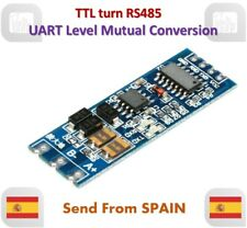 TTL Turn RS485 485 to Serial UART Level Mutual Conversion Automatic Flow Control