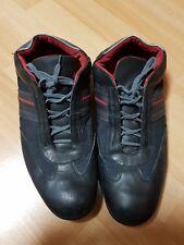 **Hugo Boss** Herren Sneaker, Sportschuhe, schwarz rot Größe 45