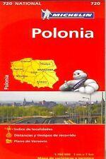 Mapa National Polonia. NUEVO. Nacional URGENTE/Internac. económico. MAPAS