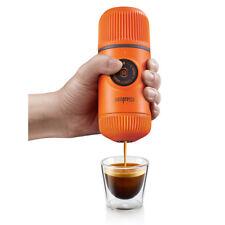 Wacaco Nanopresso Orange Patrol Portable Espresso Machine