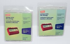 3 Staples Postage Meter Ink Cartridge #769-0 For Pitney Bowes New Free Shipping