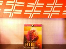 The Living Bible ( DVD, New Sealed