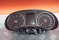 6R0920860M INSTRUMENT CLUSTER TACHO KOMBIINSTRUMENT VW POLO 6R PETROL KM/H EURO