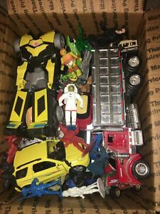 Lot Of Random Boys Toys & Action Figures Party Grab Bag Stocking Stuffers 2