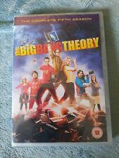 The Big Bang Theory - Season 5  (2012) Johnny GaleckiDVD