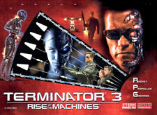 TERMINATOR 3 T3, MONOPOLY, ELVIS Pinball Playfield Light mod RED
