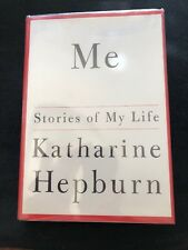 3 Books For 1 Me : Stories of My Life by Katharine Hepburn (1991, Hardcover)
