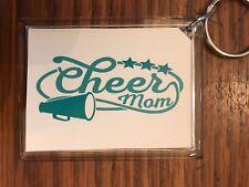 Cheerleading Keychain with Cheer MOM 6