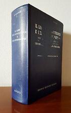 IL LIBRO DELL'AUTOTECNICO E AUTORIPARATORE, F.BUFFONI, MANUALE, ED. HOEPLI 1968