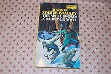 The Spell Sword: A Darkover Novel by Marion Zimmer Bradley (1974, PB) 1st Print