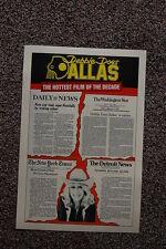 Debbie Does Dallas #2 Lobby Card Movie Poster