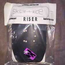 FAH/TDK vtg Skate-N-Ride sakteboard riser Louviers Co made USA