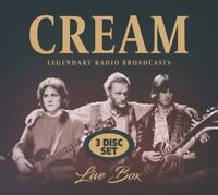 CREAM - LIVE BOX  3 CD NEU+