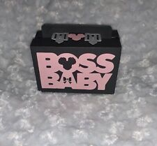 12Boss Baby Suitcase Party Favor Box Baby Shower Birthday Party Girl Or Boy