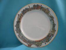 Vintage Historical Plate - Maine Street Ephrata, PA - Signed