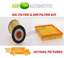 PETROL SERVICE KIT OIL AIR FILTER FOR OPEL ZAFIRA 1.8 140 BHP 2005-
