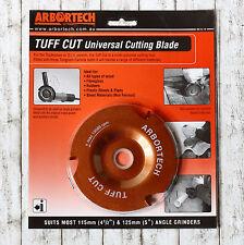 Tuff Cut Blade 115mm Arbortech Frässcheibe Hartmetall Winkelschleifer
