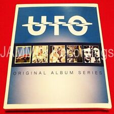 UFO - ORIGINAL ALBUM SERIES - 5 CD BOX SET - FACTORY SEALED