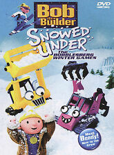 BOB THE BUILDER SNOWED UNDER: BOBBLESBERG WINTER GAMES