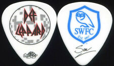 DEF LEPPARD 2011 Mirrorball Tour Guitar Pick!!! RICK SAVAGE custom concert stage