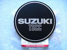 Genuine Suzuki LHS Left Engine Emblem GSX750 GSX1100 GSX1100E Katana (d)