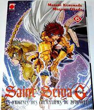 Manga SAINT SEIYA épisode G n° 6 Les ORIGINES des CHEVALIERS du ZODIAQUE Panini