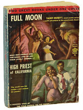 High Priest of California by CHARLES WILLEFORD ~ First Edition 1953 ~ 1st Mundy