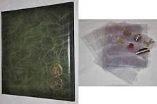 Classeurs rangements - Classeur + 5 feuilles couleur vert B