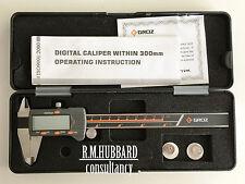 Engineers 6 inch (150mm) Digital Vernier Caliper.  Quality tool by Groz.