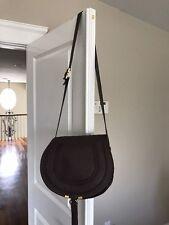 Pre-owned Authentic CHLOE MEDIUM Marcie Crossbody Bag