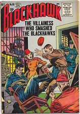 Blackhawk #90 Quality Comics 1955 Dick Dillin Art GD+