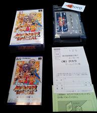 FATAL FURY SPECIAL Super Famicom Nintendo SNES Takara Jap Completo Buen estado
