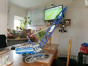 Lego technic crane 42042