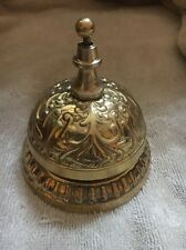 CAST SOLID BRASS STORE SHOPKEEPERS BELL  SS 75313
