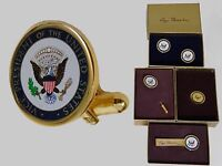 4 Authentic Vice Presidential Seal George Bush  White House gifts Reagan VP