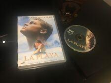 LA PLAYA DVD LEONARDO DICAPRIO